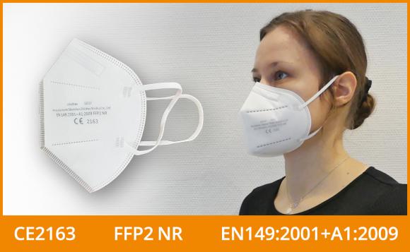 Maske FFP2 (Set á 2 Stk.)